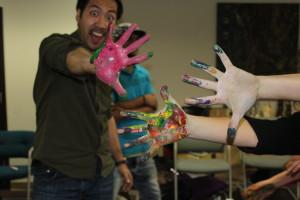 Creative Expression class